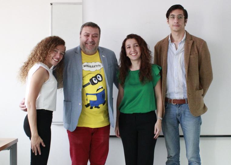 İmre Gaffaroğulları Gamze Er Eğitimci Röportajı