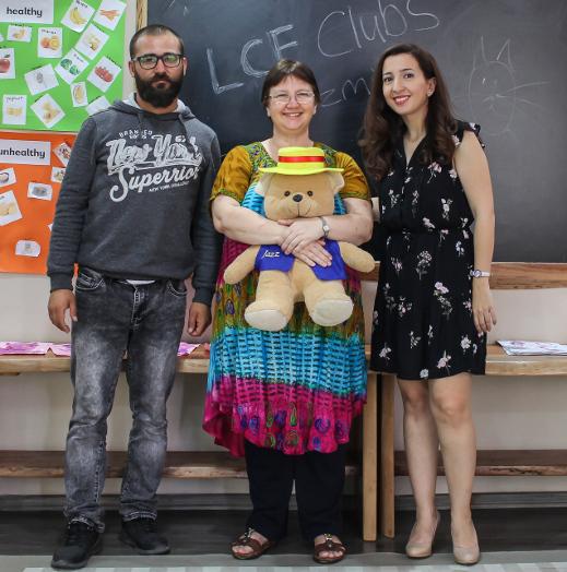 DawnRoberts-EğitimciRöportajı