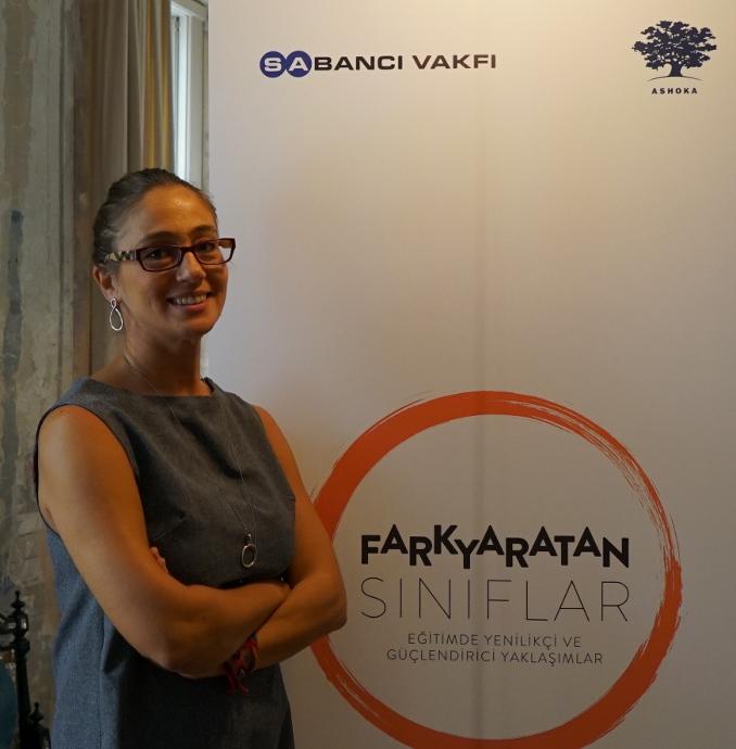 Melda Akbaş - Farkyaratan Sınıflar - Eğitimci Röportajı